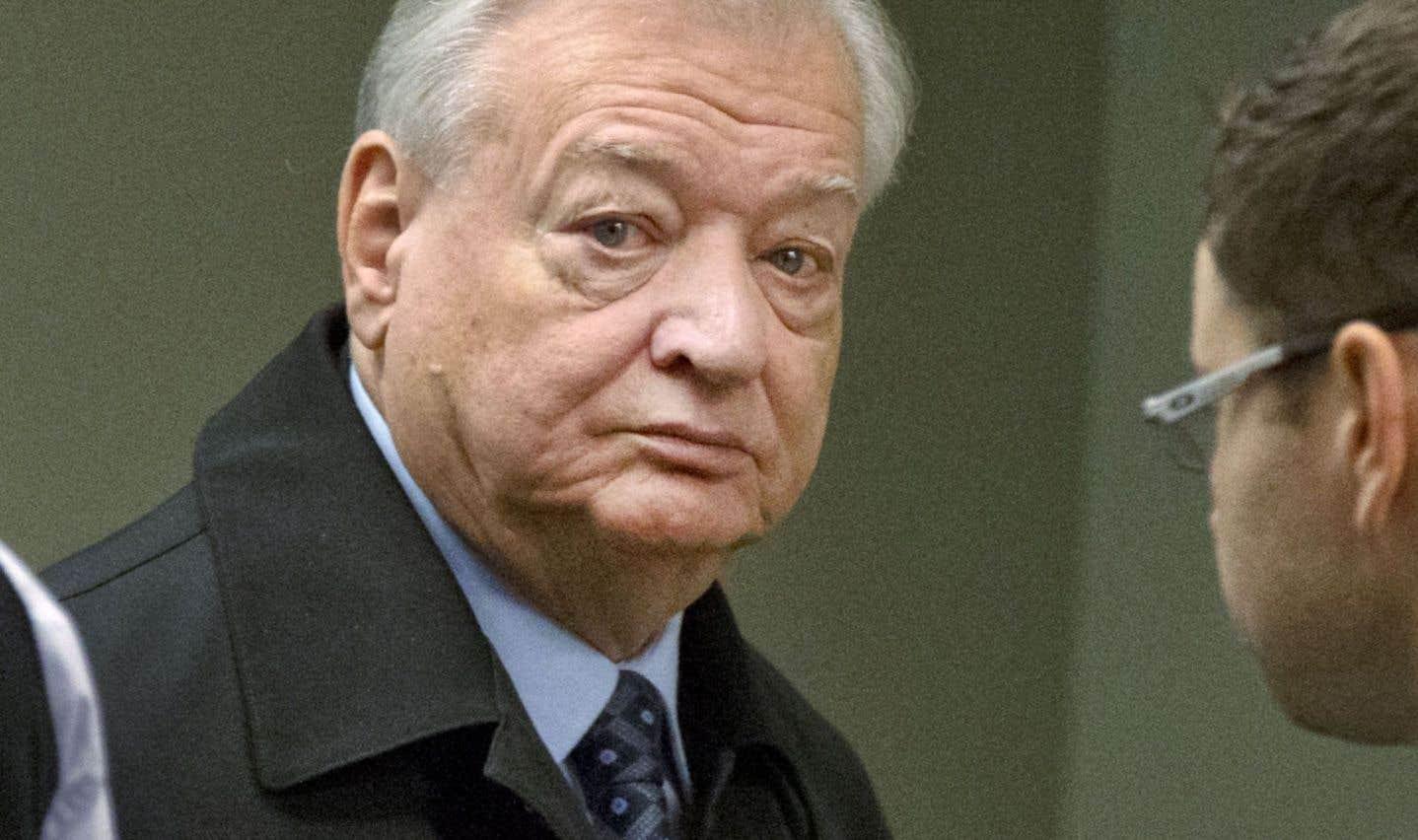 Gilles Vaillancourt paie pour ses crimes
