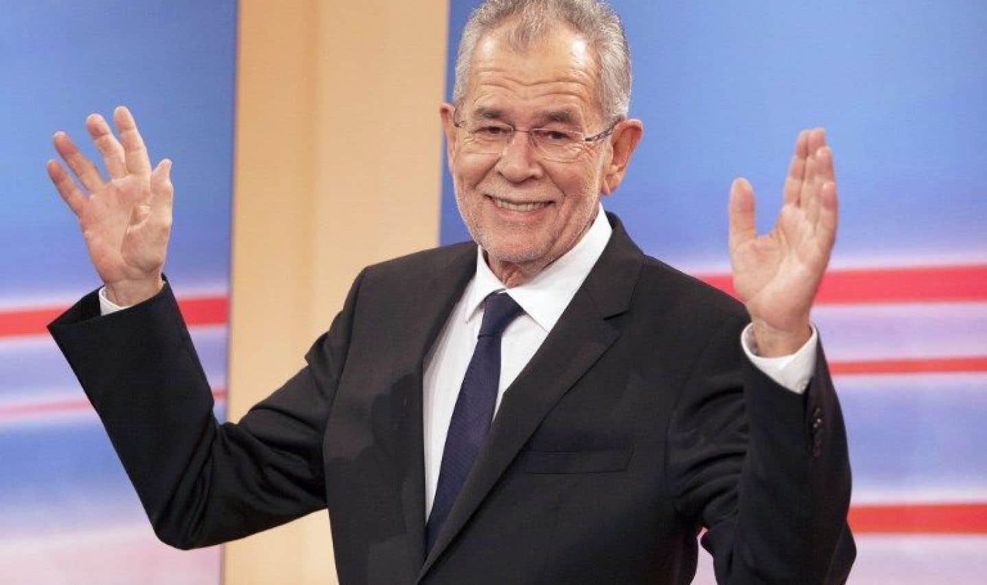 L'Autriche élit un président écologiste