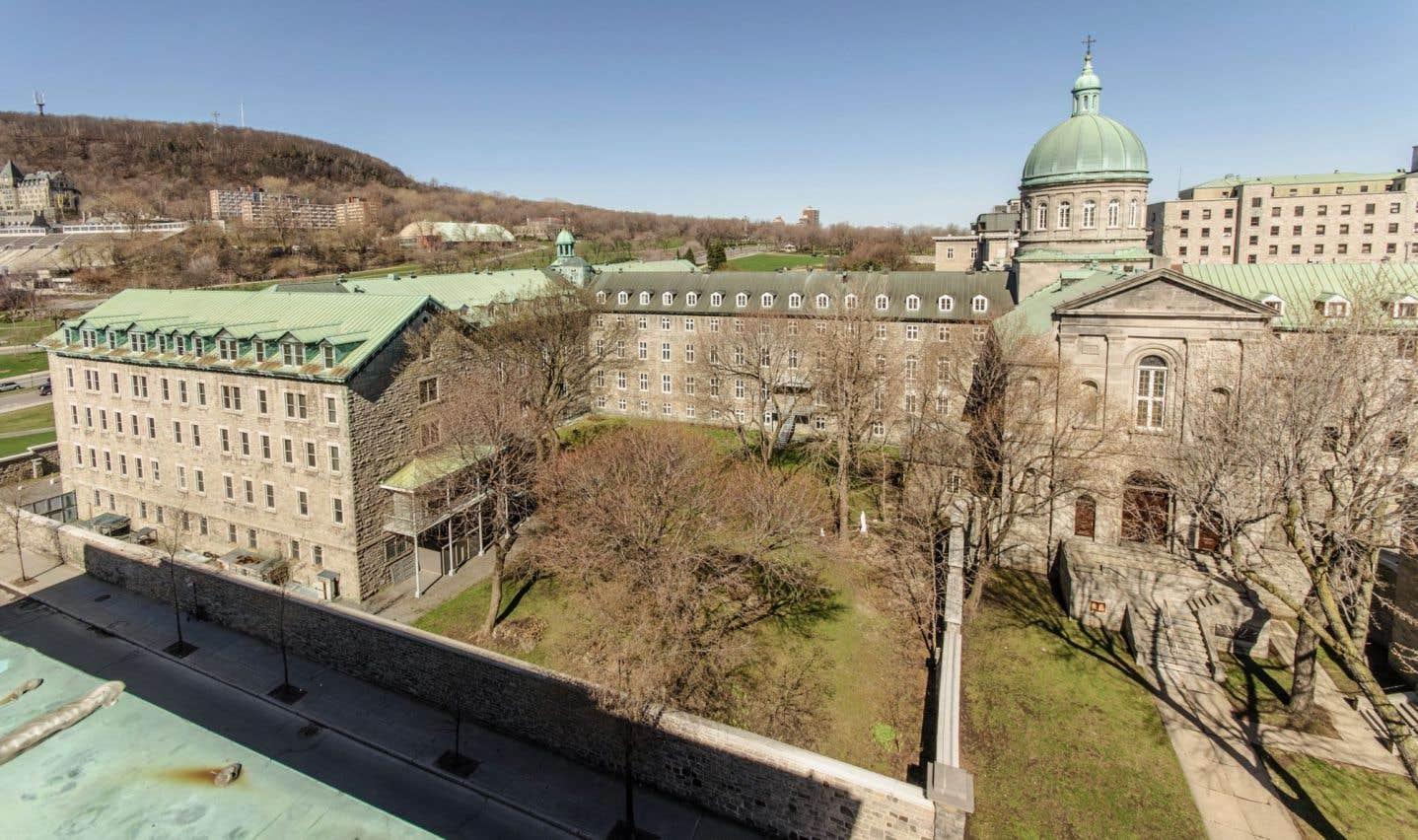 Montréal achète le site des hospitalières pour 14,55millions