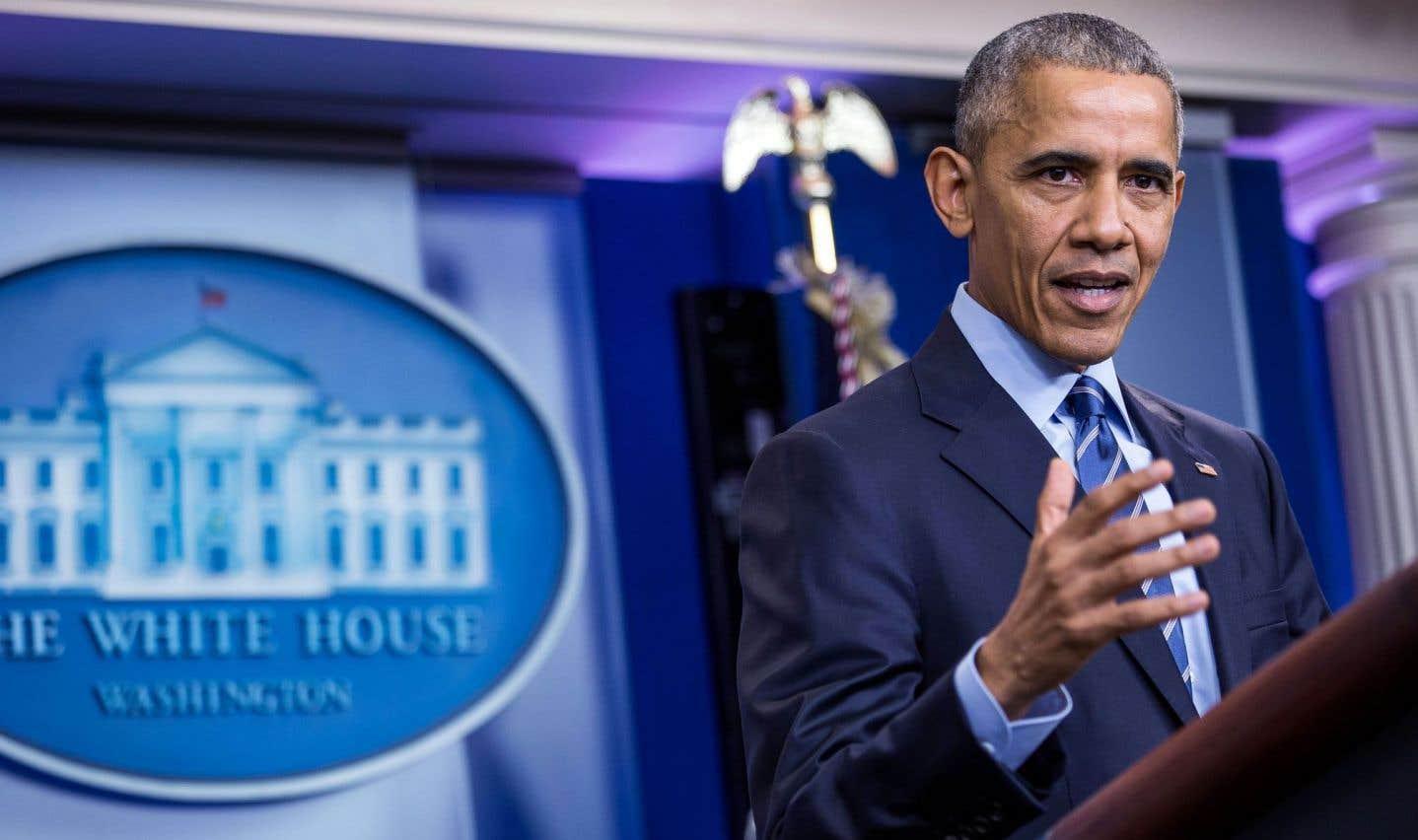 Piratage informatique: le ton monte entre Obama et Poutine