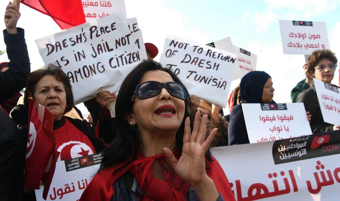 La Tunisie craint le retour de milliers de djihadistes