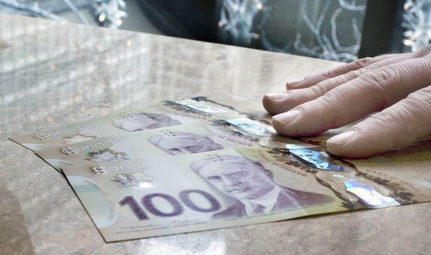 Des revenus vertigineux pour 100 p.-d.g. canadiens