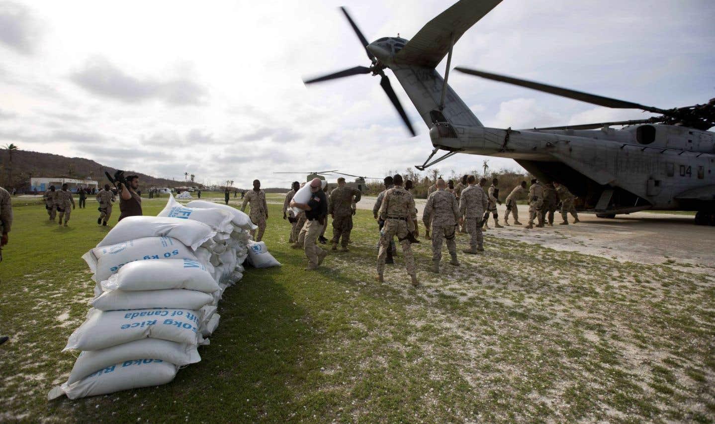 Haïti menacée par la malnutrition après l'ouragan «Matthew»