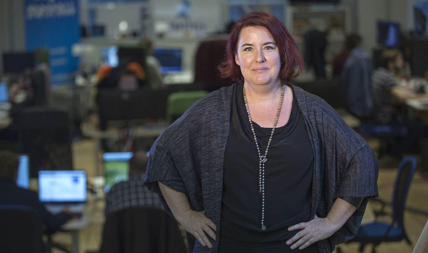 Nathalie Lacoste: créatrice de jeux vidéo dans un monde d'hommes