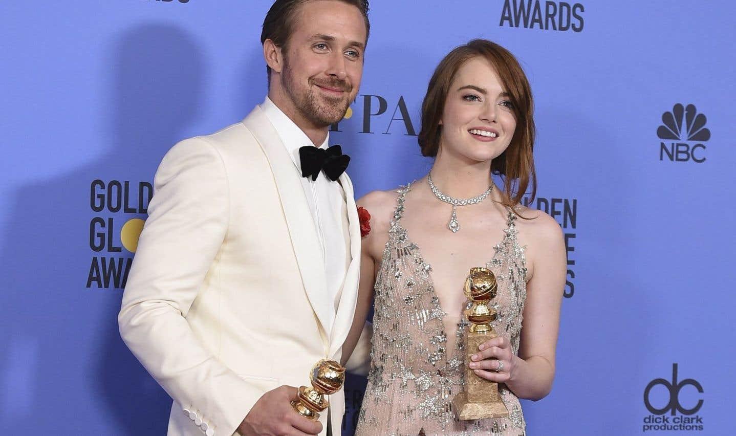 Paillettes et diversité aux Golden Globes 2017