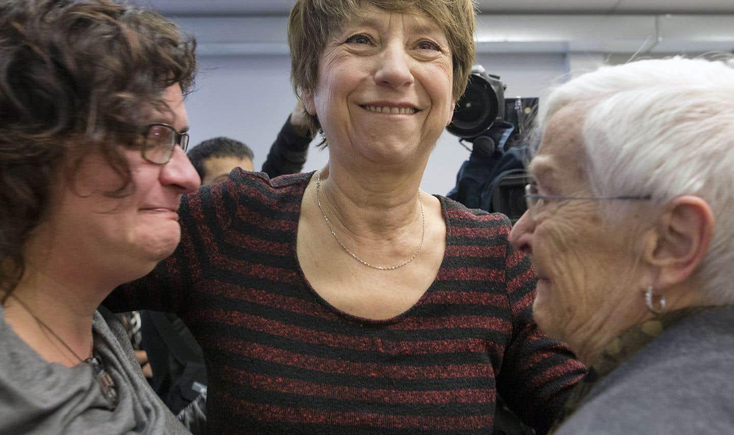 Québec solidaire survivra-t-il au départ de Françoise David?