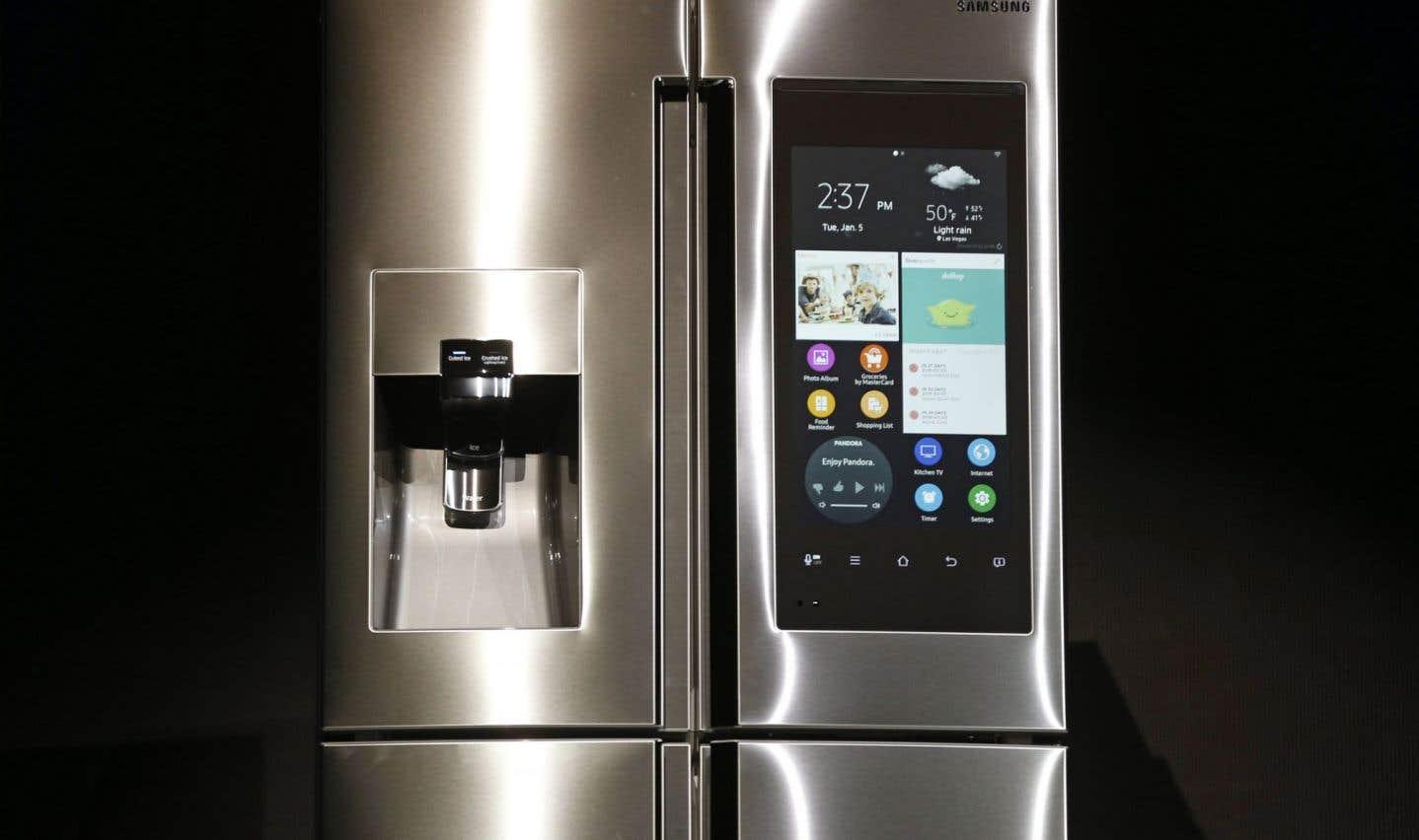 Votre réfrigérateur peut-il témoigner contre vous?