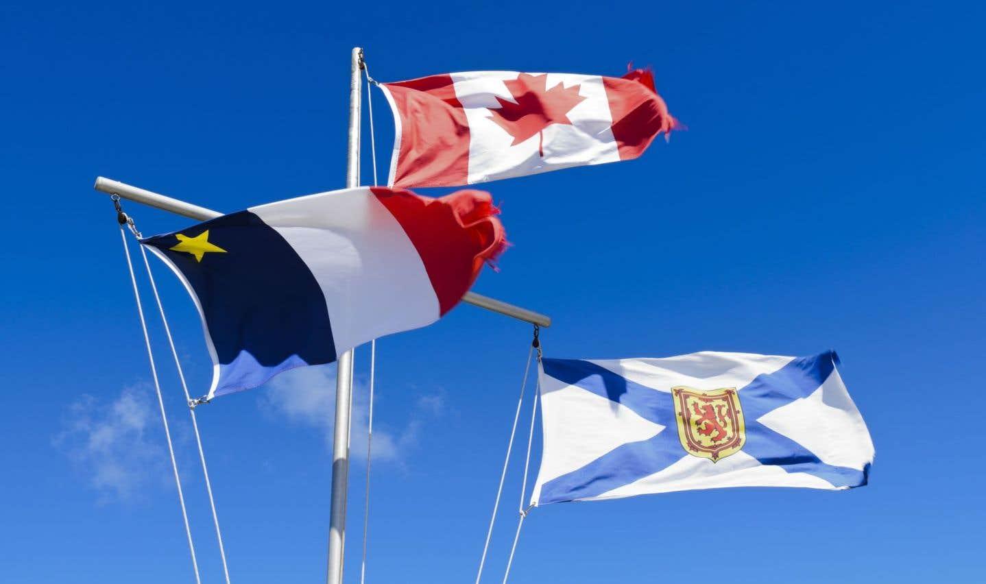 Les Acadiens furent les premiers francophones à s'établir au Canada en 1604, quatre ans avant la fondation de Québec.