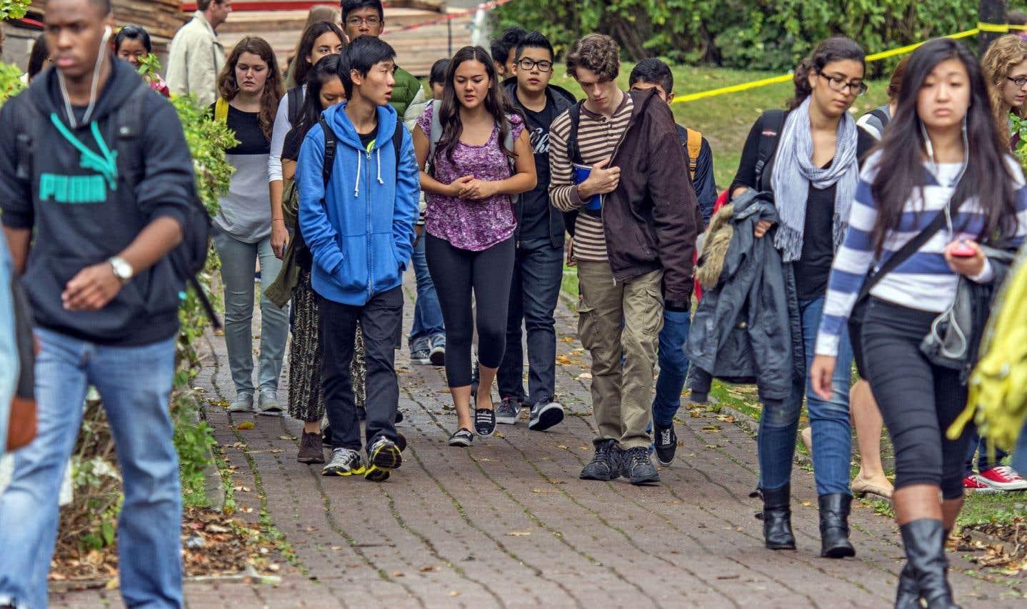 La grande qualité de vie au Québec en général fait partie des critères qui retiennent l'attention des étudiants européens, asiatiques ou africains.