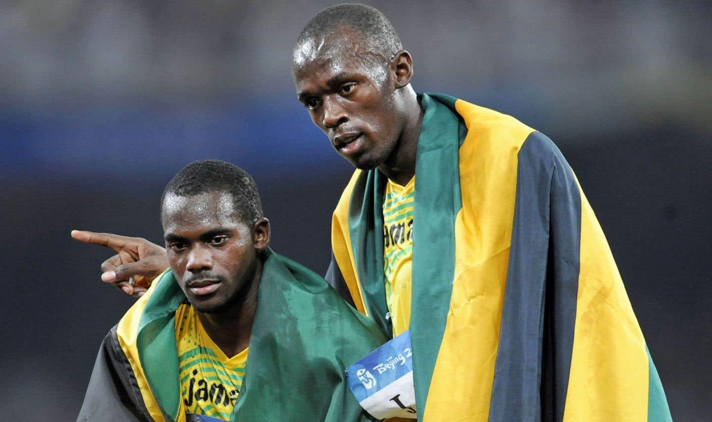 Usain Bolt perd une médaille d'or