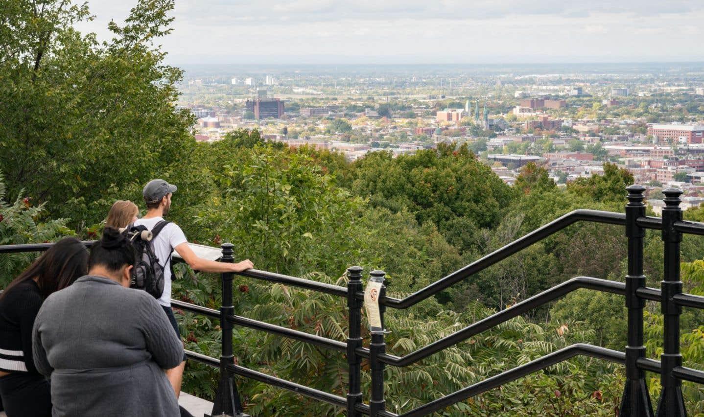 Le mont Royal, candidat probable à l'UNESCO?