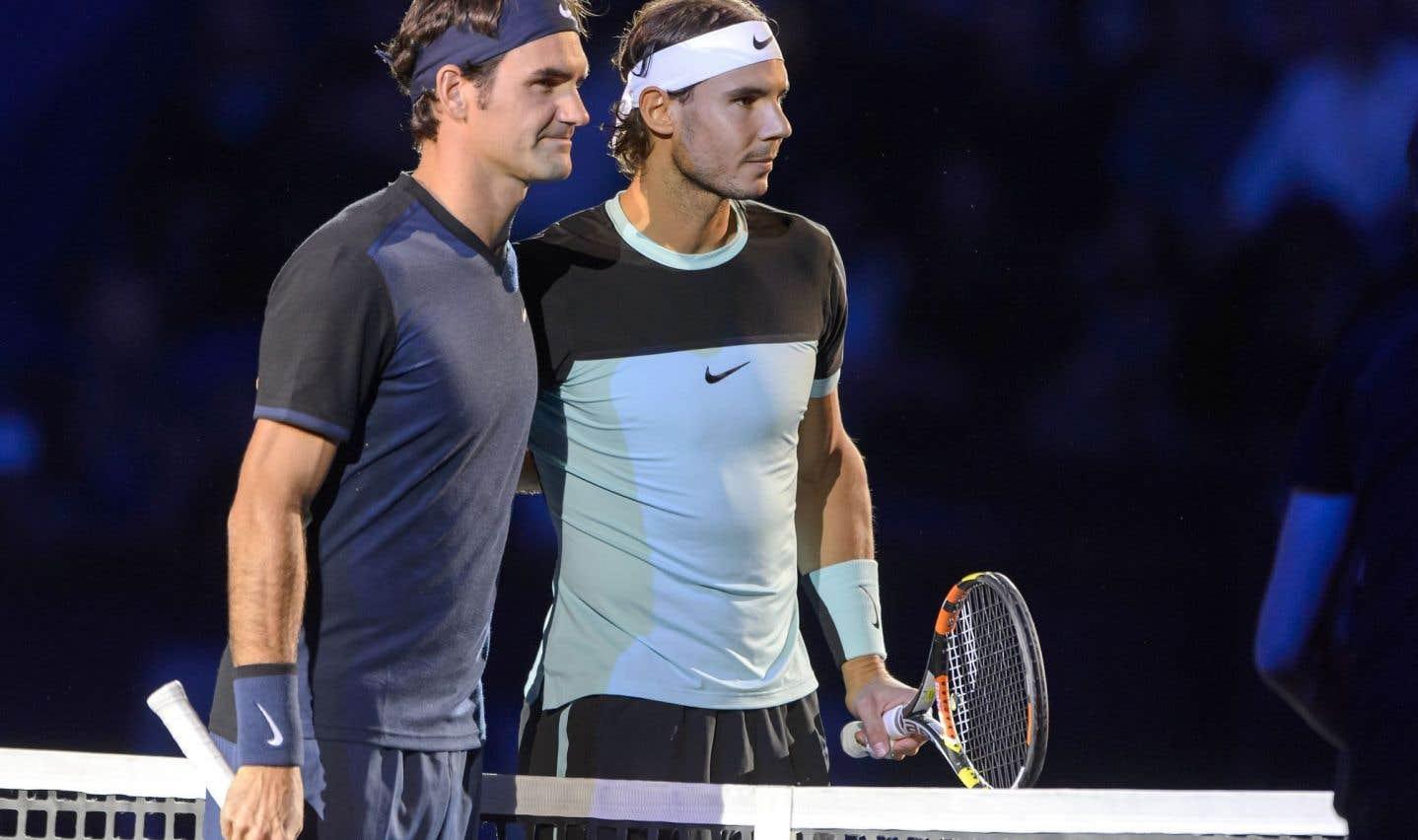 Une finale rêvée aux accents vintage entre Nadal et Federer
