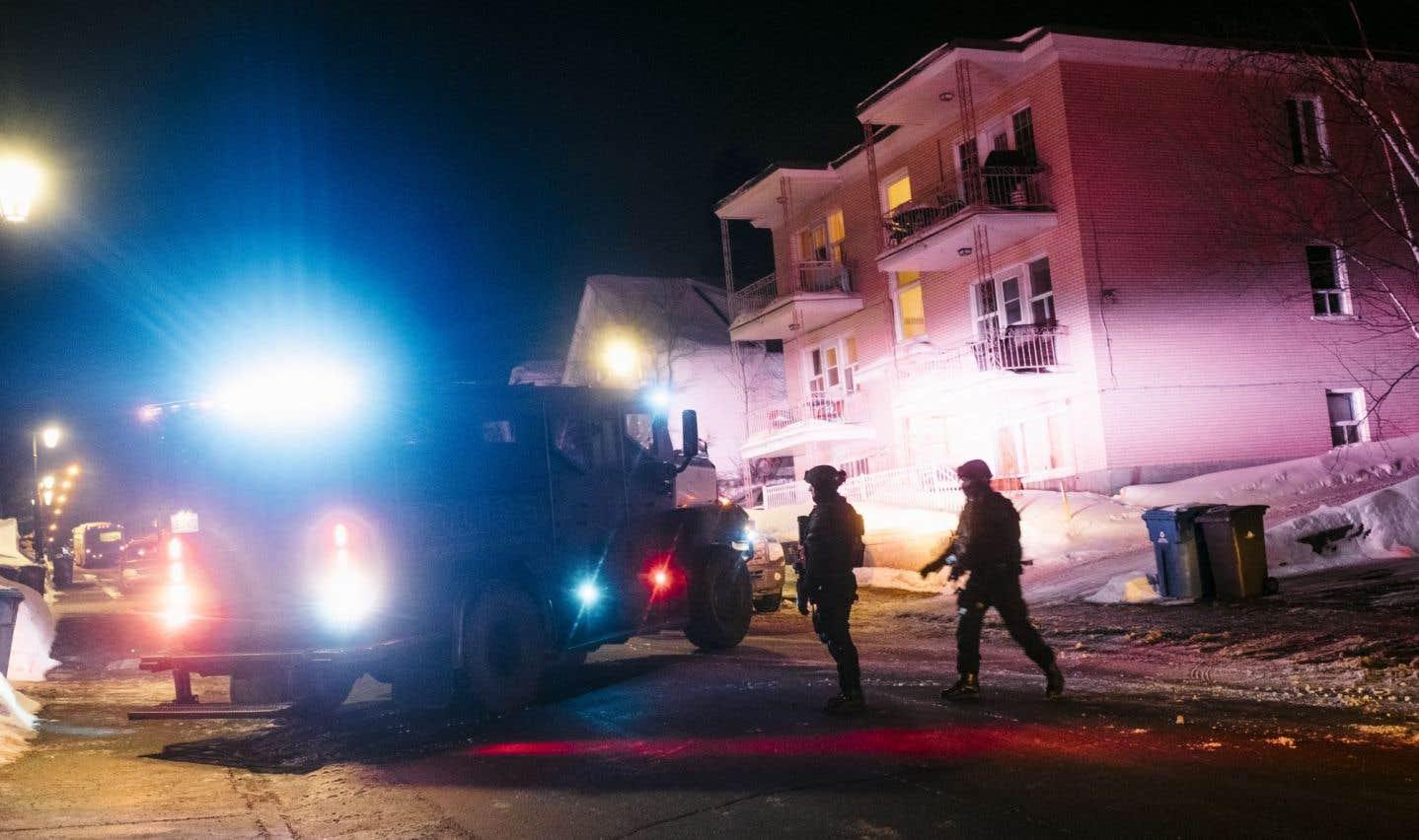 Un attentat terroriste dans une mosquée de Québec fait six morts