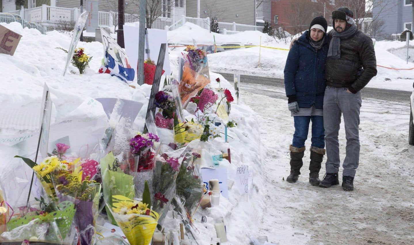 Attentat de Québec: les réseaux d'aide se mobilisent pour les victimes