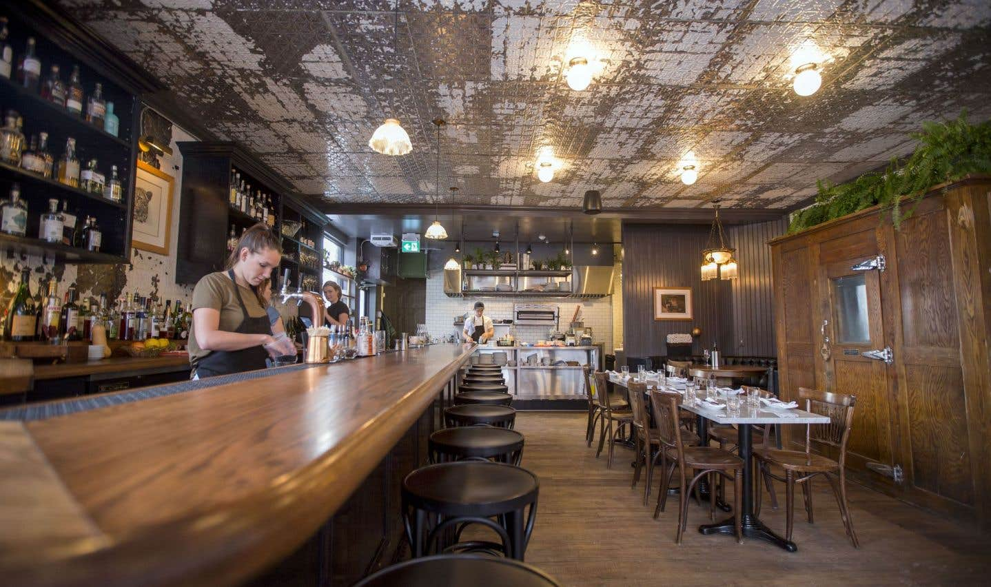Marconi : Medi et Moli ouvrent un restaurant