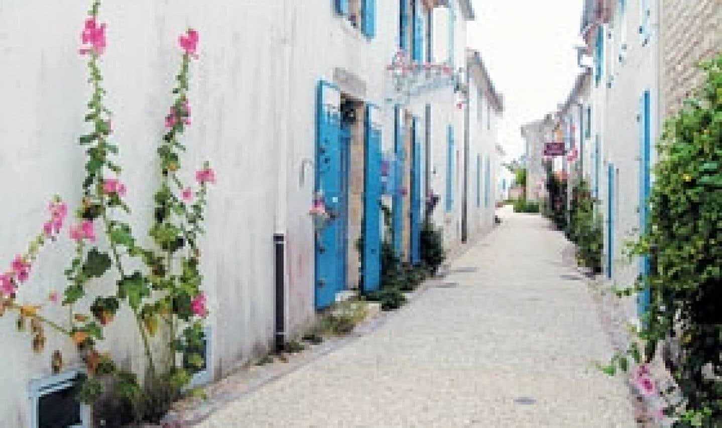 Charente - Tournée au pays de Champlain