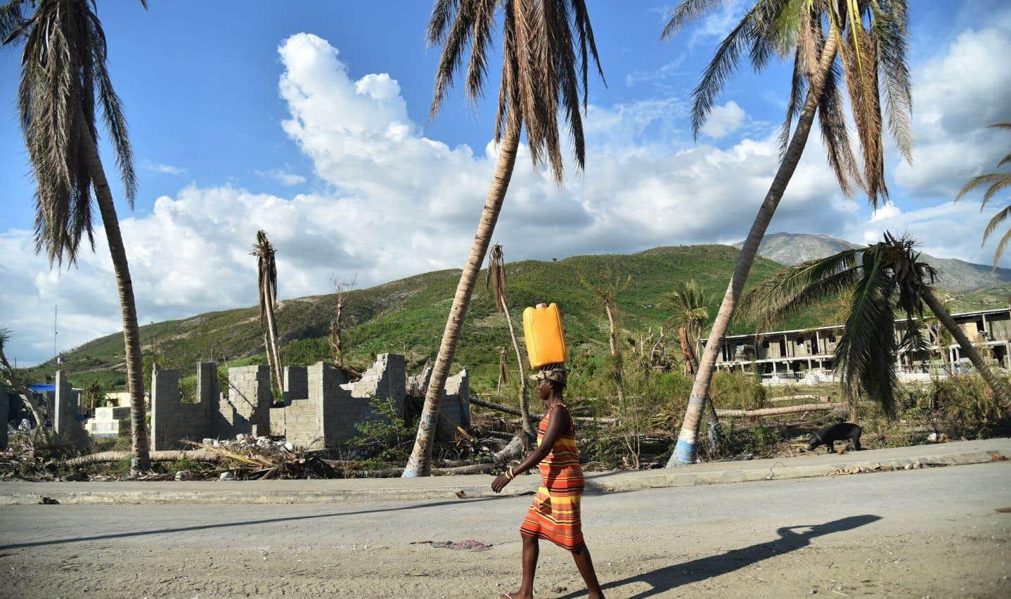 Haïti demande 300millions en aide humanitaire
