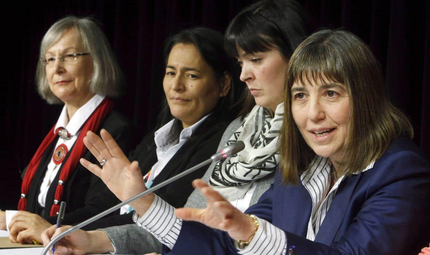 Enquête sur les femmes autochtones: les commissaires appellent à la patience