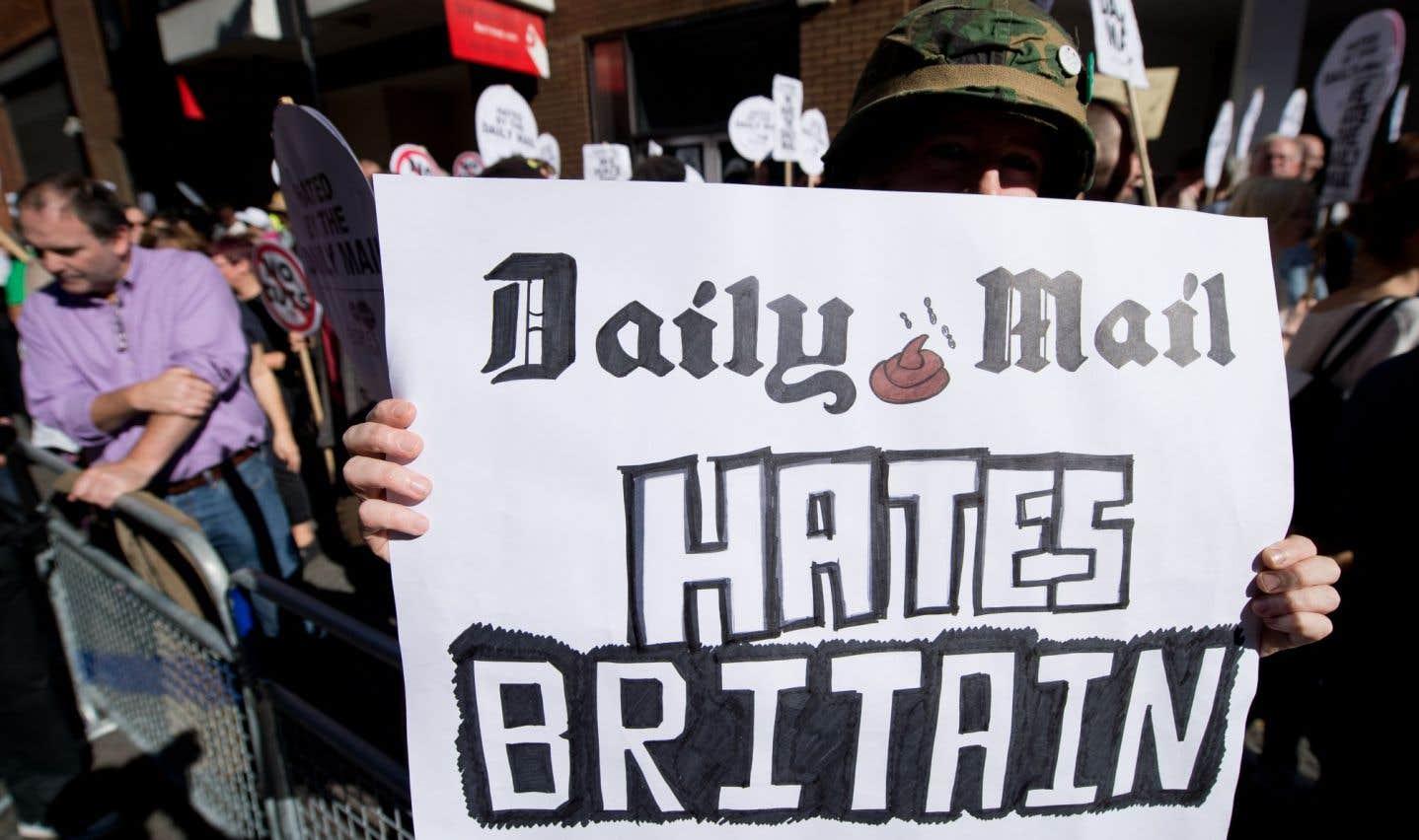 La décision concerne les éditions papier et internet du «Daily Mail», deuxième quotidien le plus vendu au Royaume-Uni et un des sites d'information parmi les plus visités au monde.