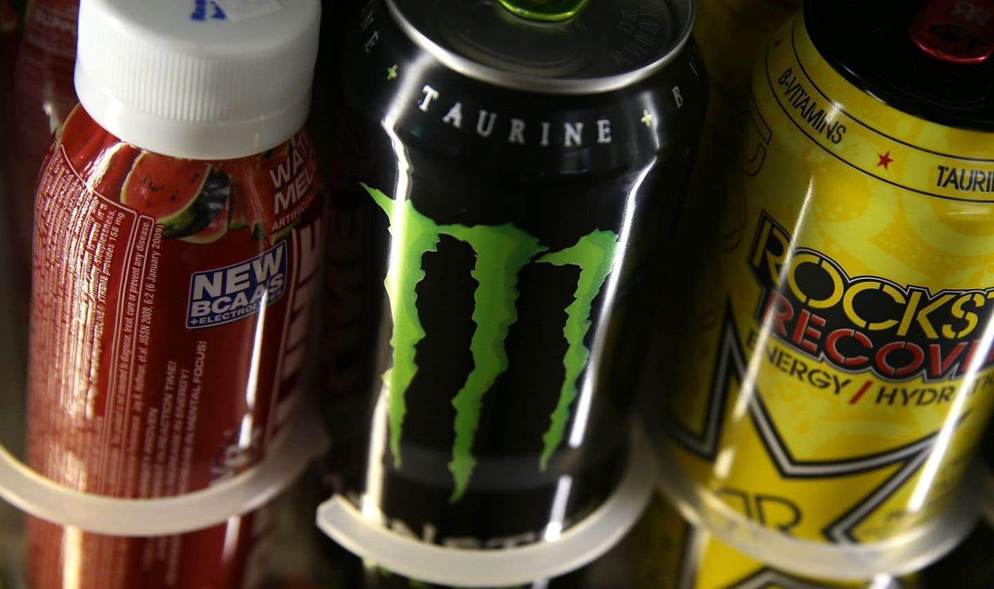 L'abus de boissons sucrées mine la santé des Canadiens