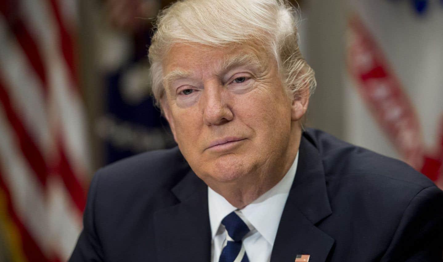 Donald Trump nie tout lien avec la Russie
