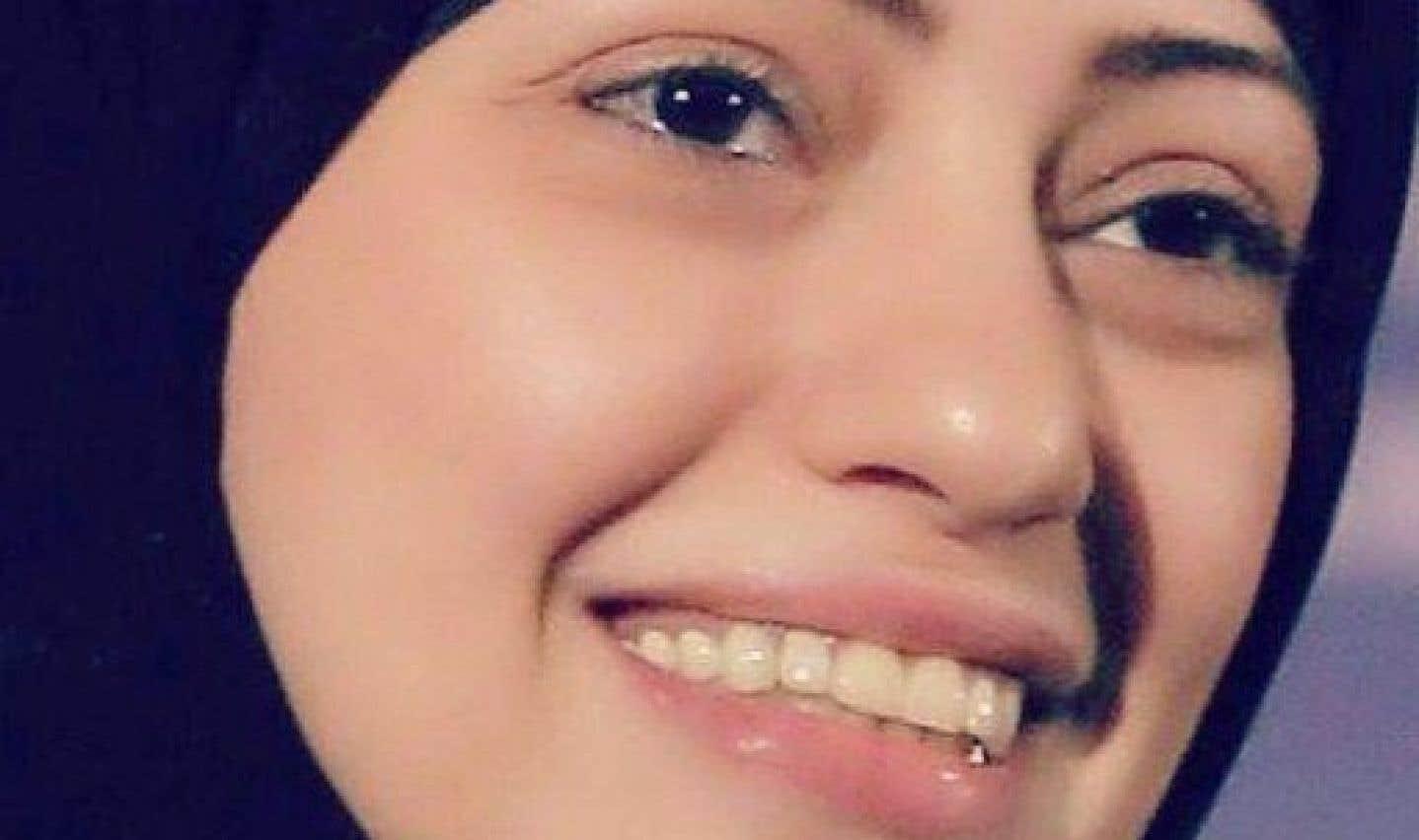 La soeur de Raïf Badawi interrogée par la police