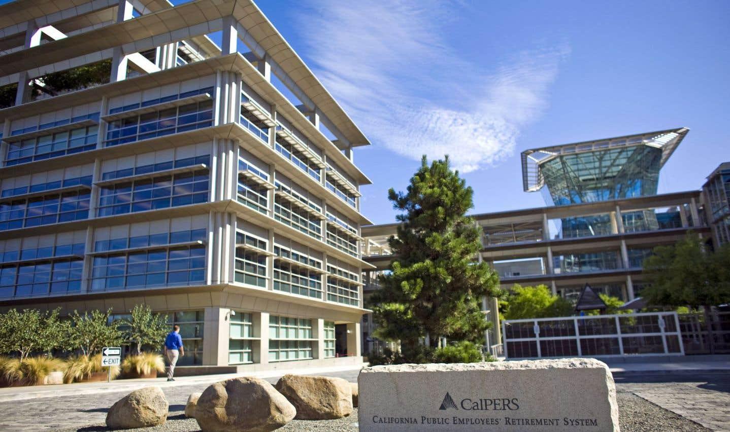 Les fonds de pension canadiens devraient s'inspirer du système de retraite de l'administration publique californienne, CalPERS, qui a adopté des stratégies de lutte contre les changements climatiques.
