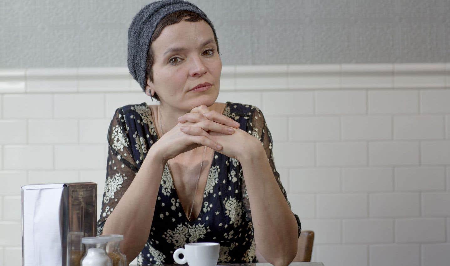 Anaïs Barbeau-Lavalette: «Je n'avais pas le goût de faire un film de têtes parlantes, d'experts qui se prononcent sur un phénomène social.»