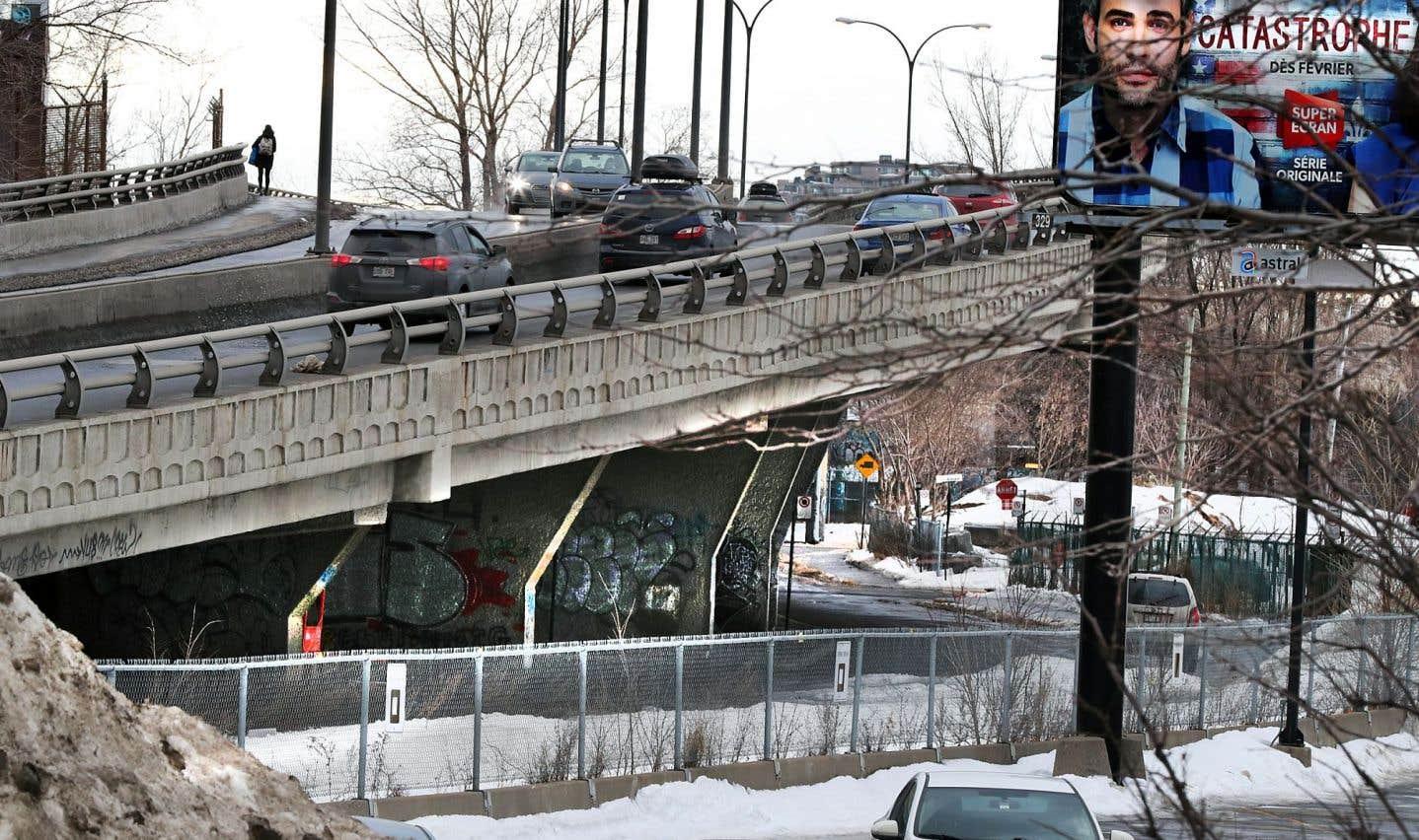 Le viaduc Van Horne-Rosemont sera reconstruit