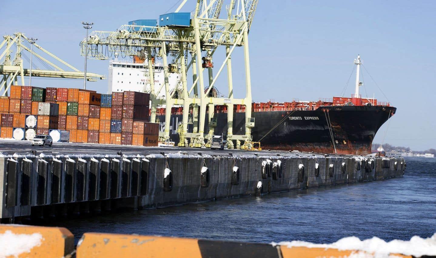 Montréal doit attirer des centres de distribution, dit un spécialiste portuaire