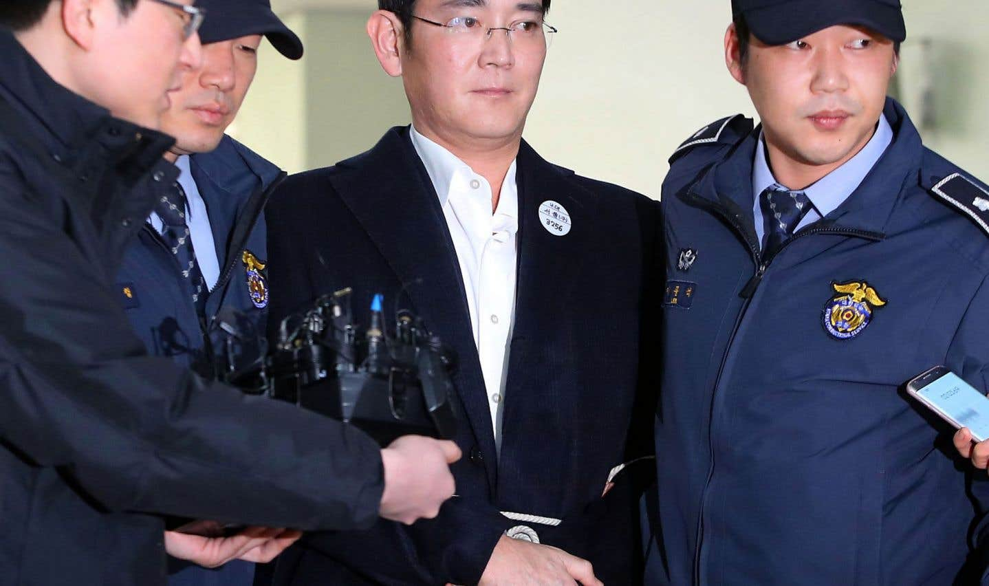 Péril en la «République de Samsung»?