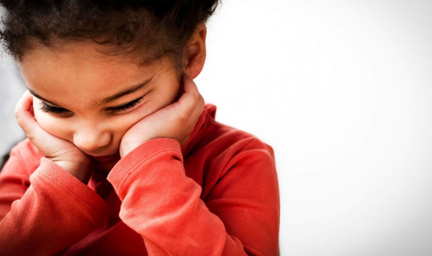 C'est quand les enfants n'arrivent pas à gérer leur anxiété que la situation est problématique ou anormale.