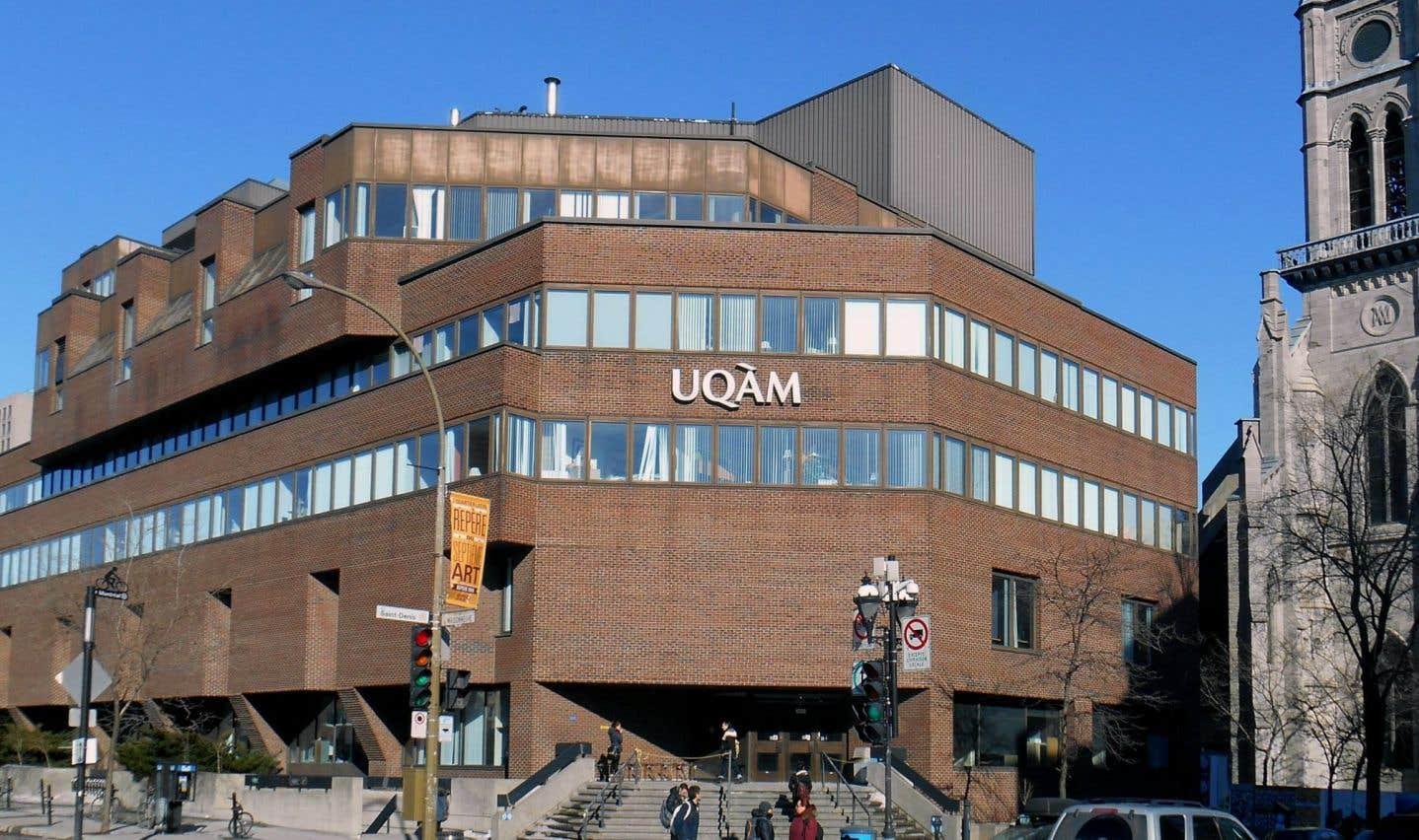 La course au rectorat démarre à l'UQAM