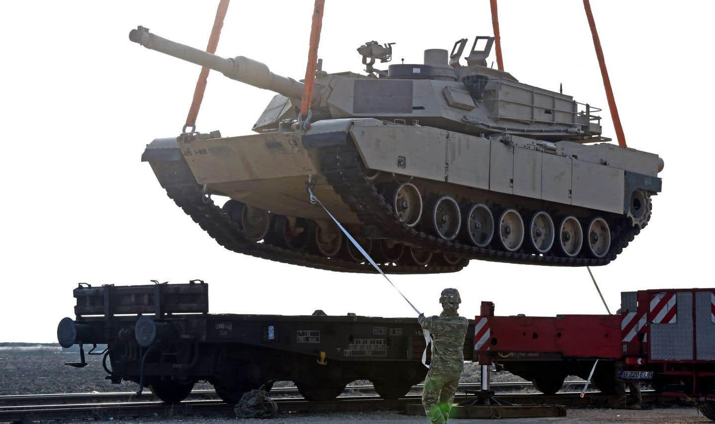 Budget Trump: vers des hausses militaires et des coupes intérieures massives