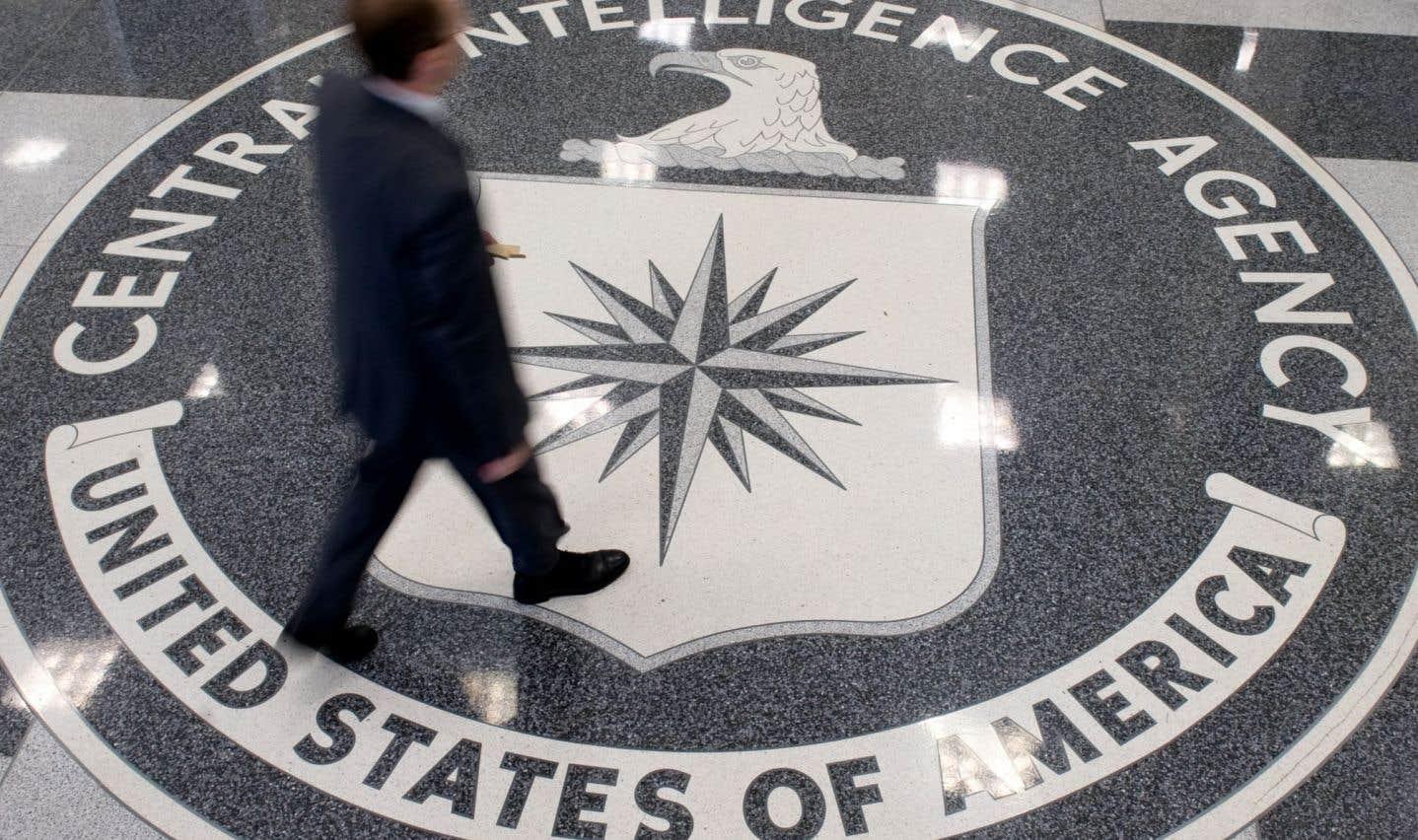 Le quartier général de la CIA