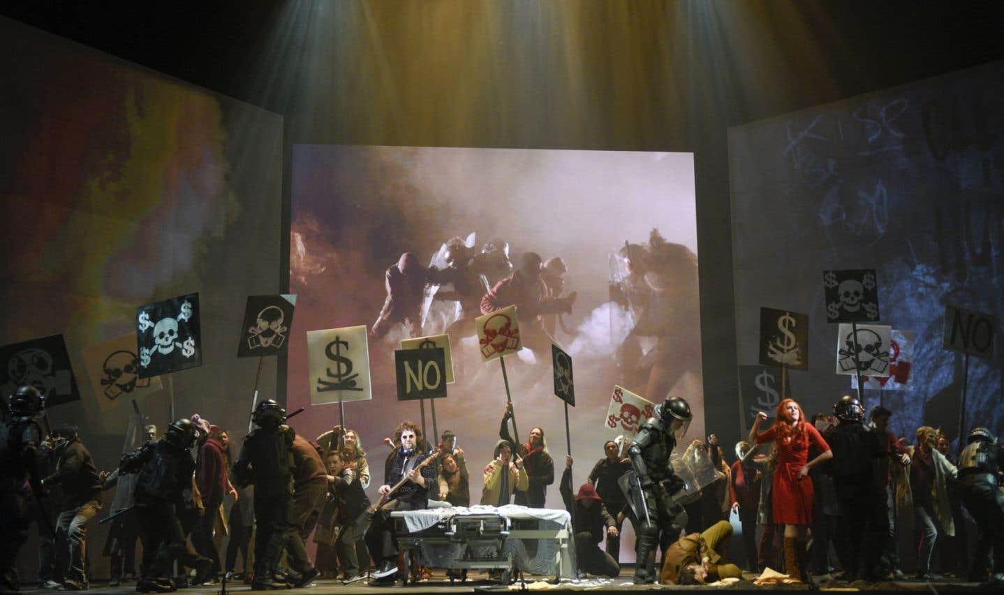 L'opéra, de paria à nec plus ultra | Le Devoir