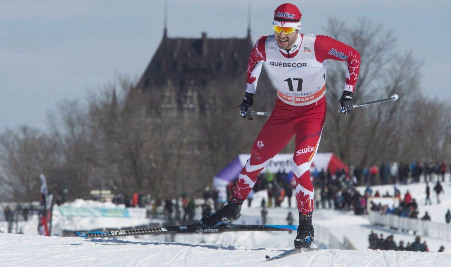 Alex Harvey triomphe au sprint libre