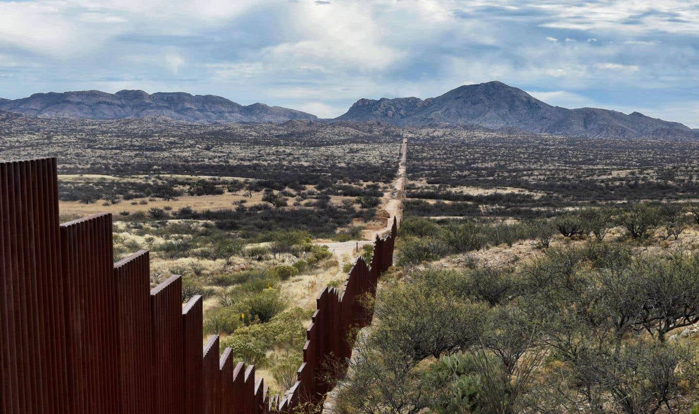 Une tribu transfrontalière va déposer plainte contre le mur de Trump
