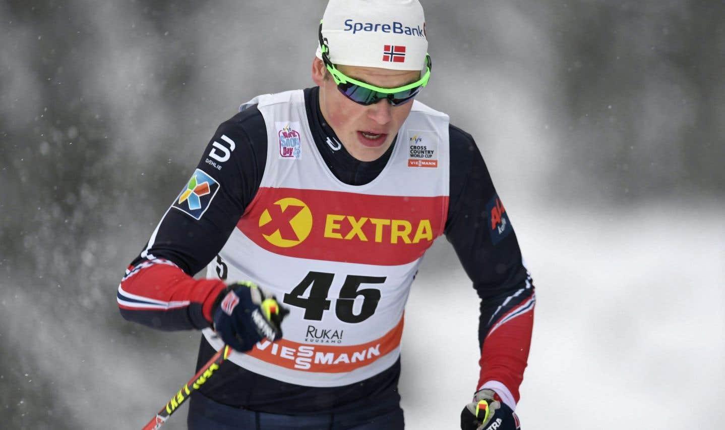 Alex Harvey termine 4e au 15km classique à Québec