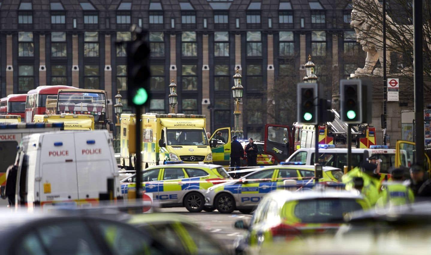 Au tour de Londres d'être la cible d'un attentat
