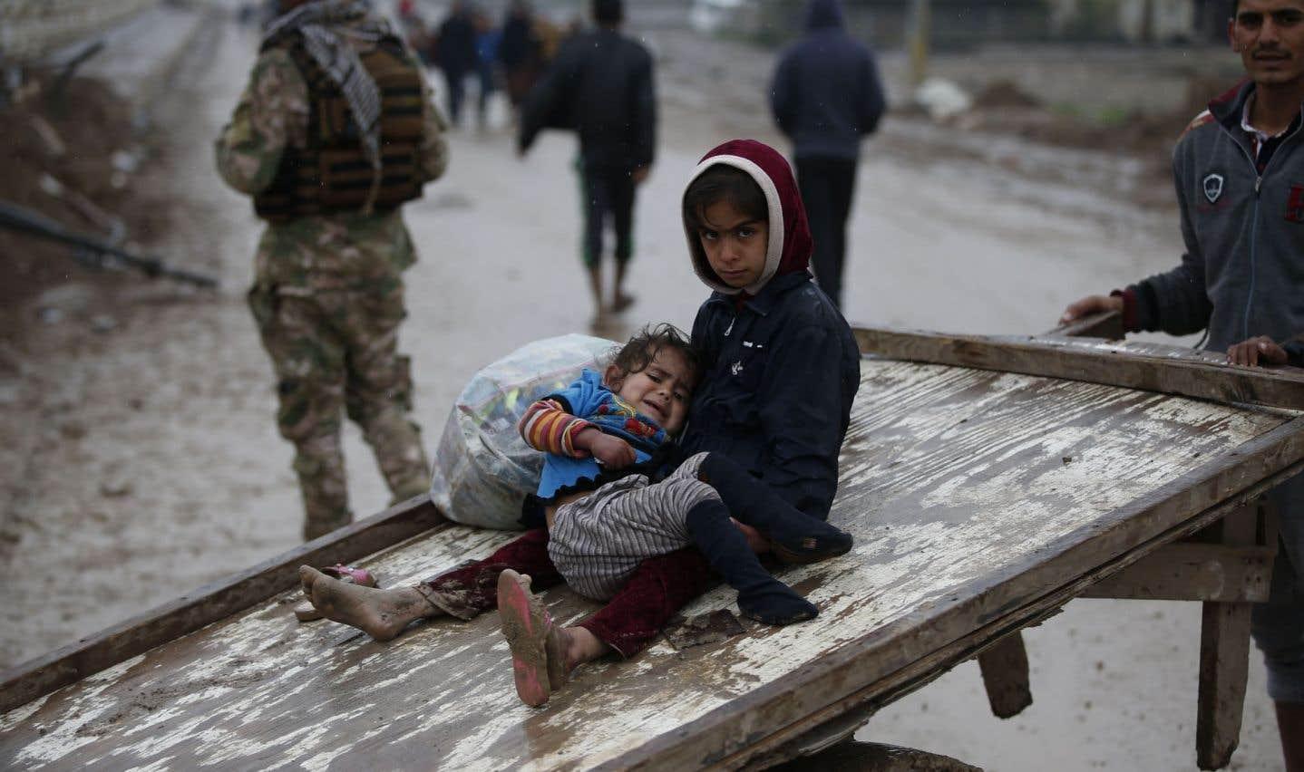 400 000 personnes «piégées» dans la Vieille Ville de Mossoul