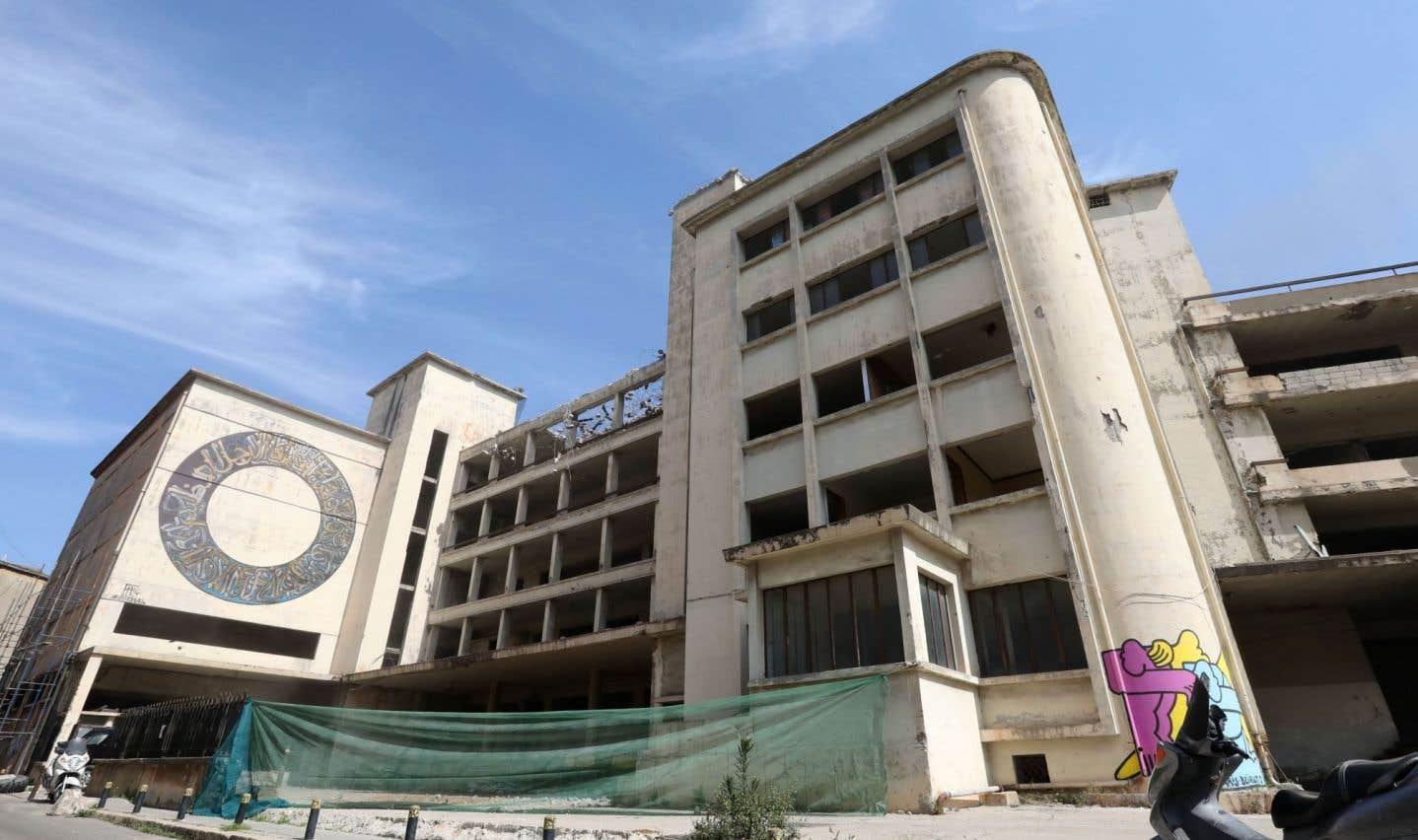 Le «Mar Mikhael Village», complexe comptant maisons, appartements et commerces, prendra la place de la Grande Brasserie du Levant.