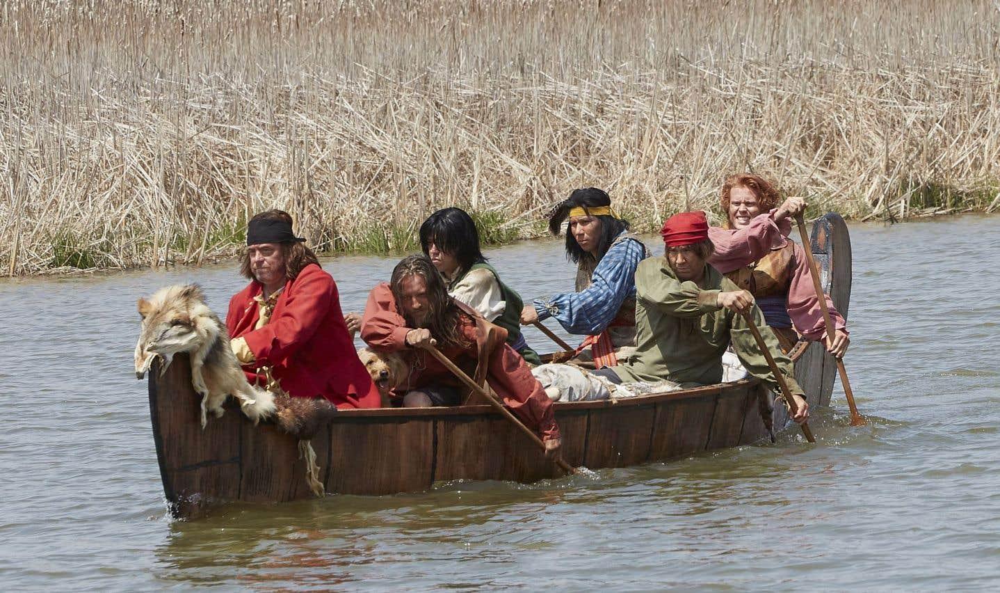 «Canada: The Story of Us», la bataille des plaines d'Abraham selon Georges St-Pierre