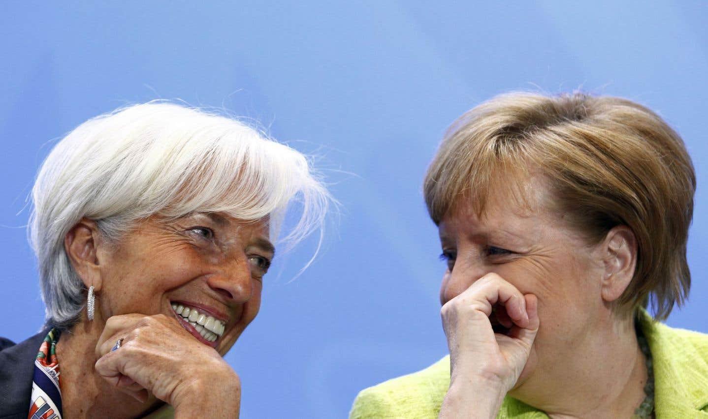 Le FMI, l'OMC et l'OCDE s'engagent à lutter contre le protectionnisme