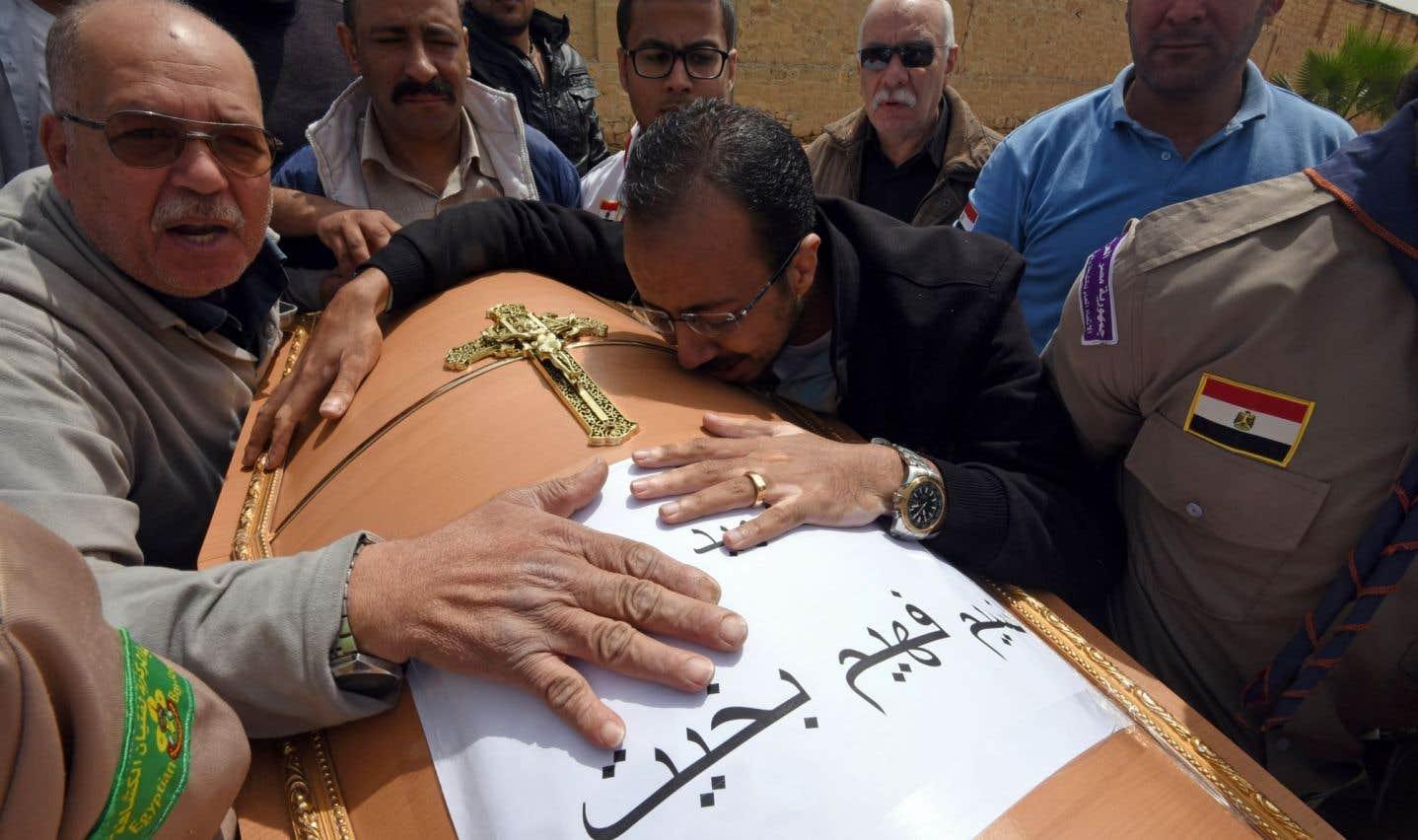 L'Égypte en état d'urgence