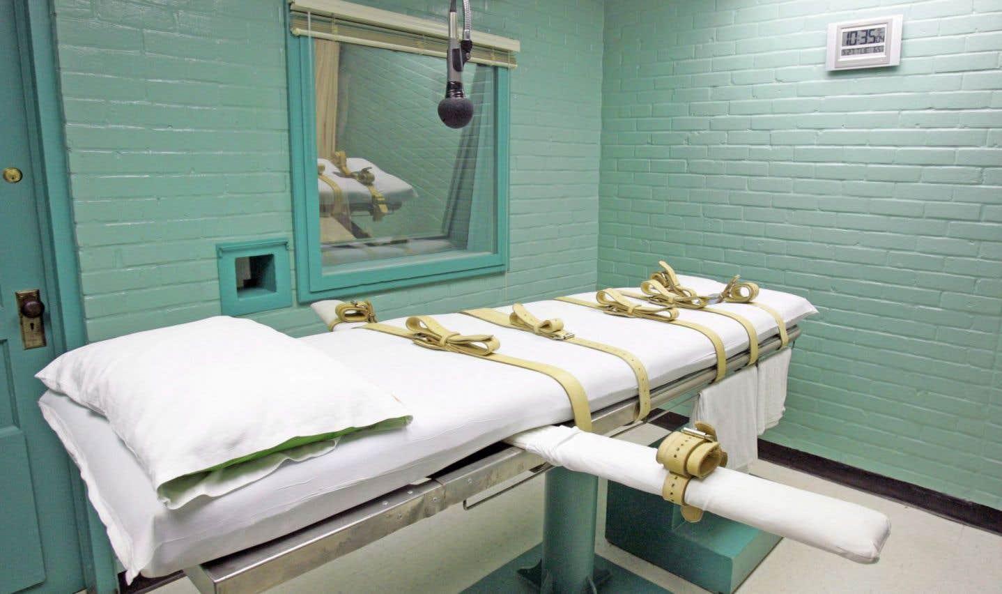 Les exécutions en baisse de 37% dans le monde