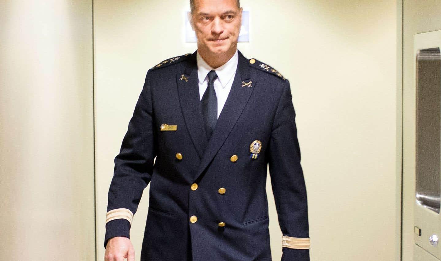 Cas Lagacé: le chef Pichet a été avisé de la demande de mandat
