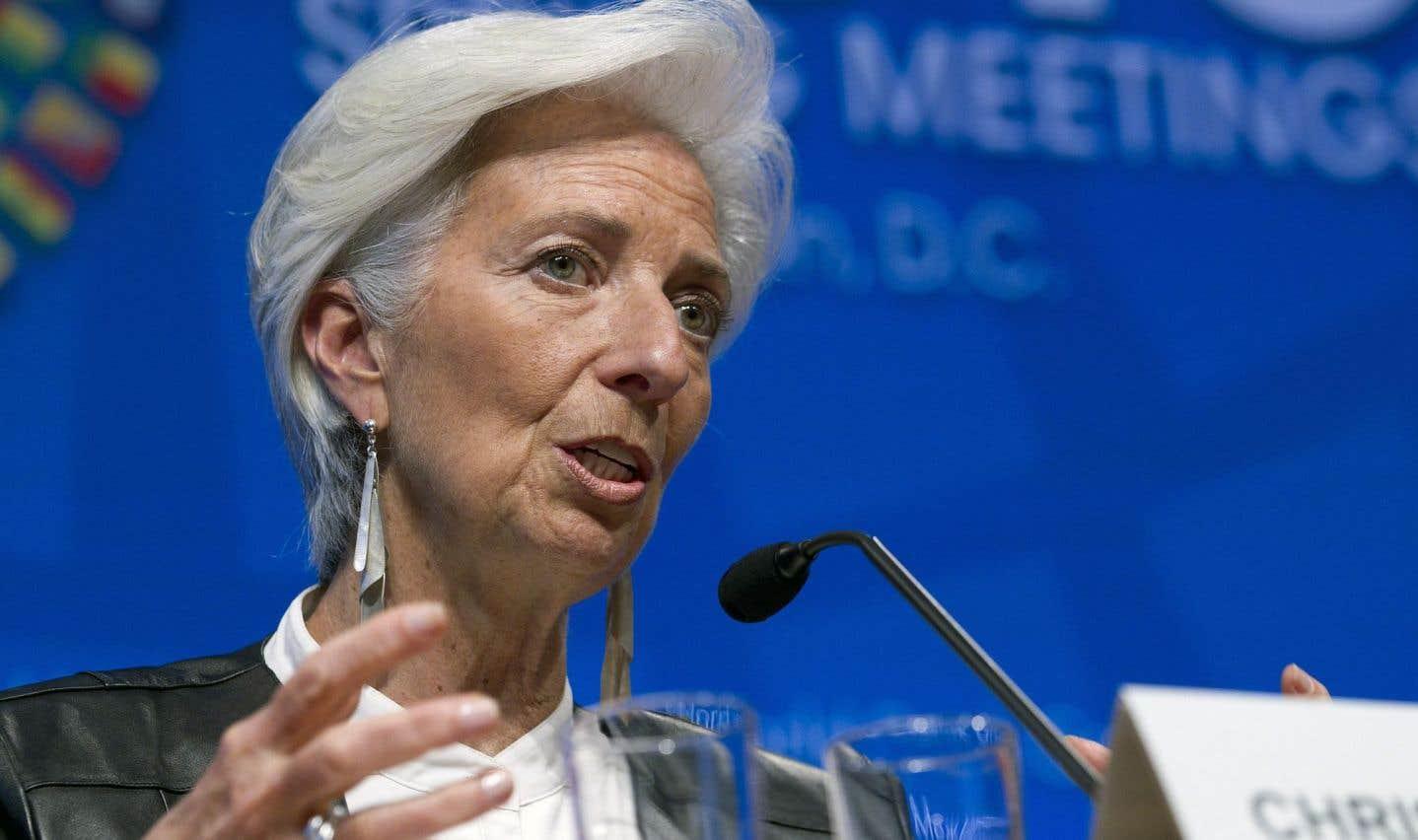 Le FMI optimiste malgré la menace d'une «guerre commerciale»