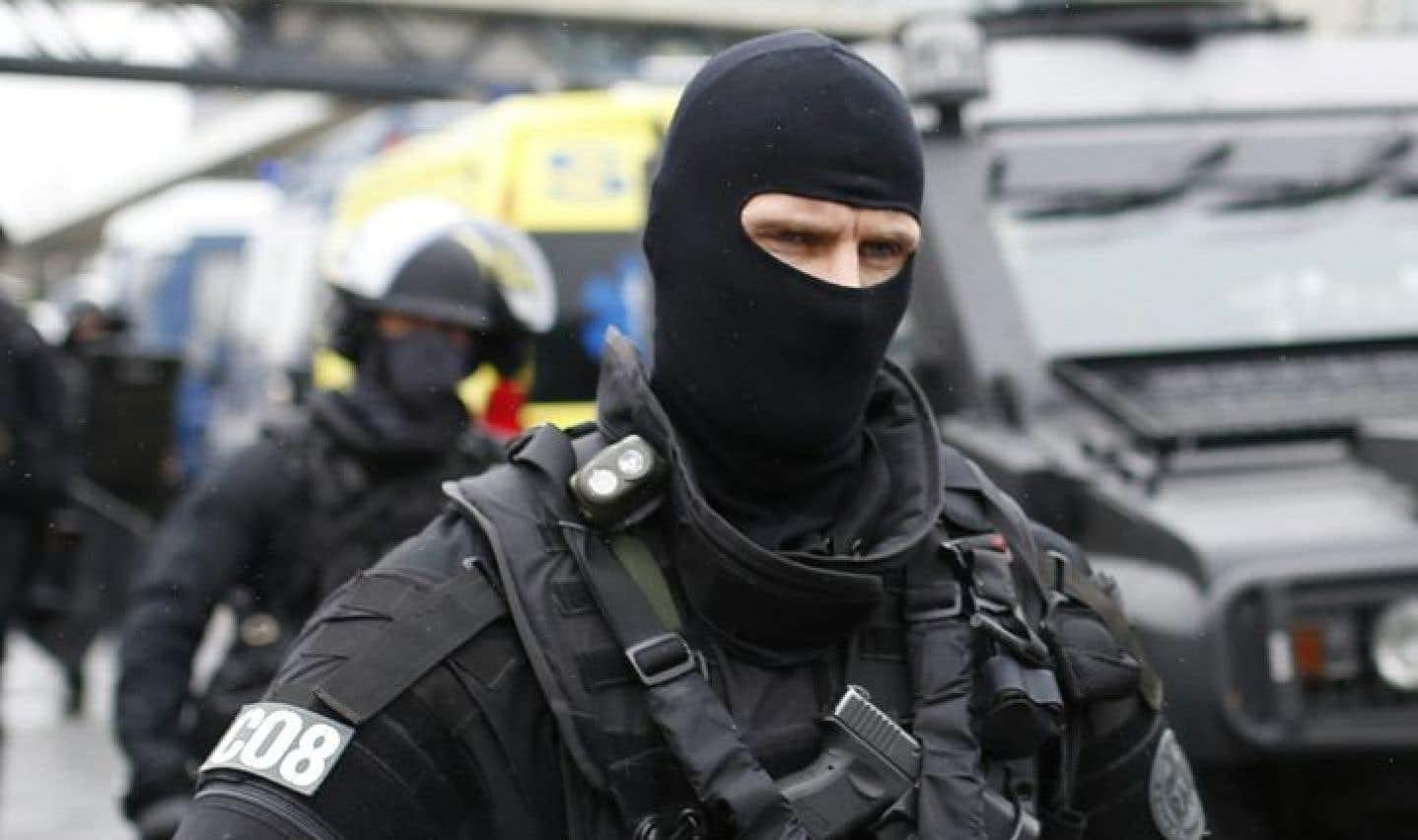 Présidentielle française: un enjeu sécuritaire en fin de course