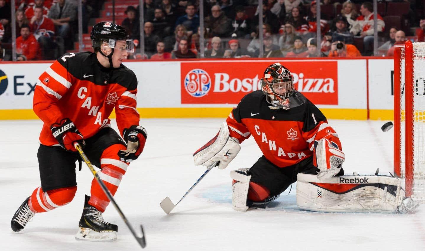 Le Canada confirme ses 18 premiers joueurs
